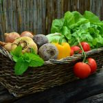 Vegetables Vegetable Basket Harvest  - congerdesign / Pixabay