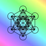 Metatron Cube Geometric Symbol  - Sabine_999 / Pixabay